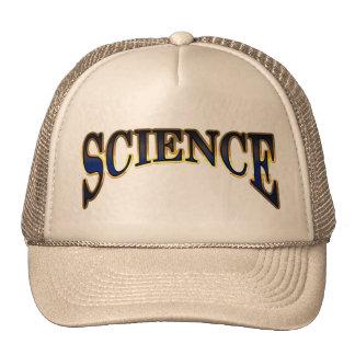 Gorra de la ciencia