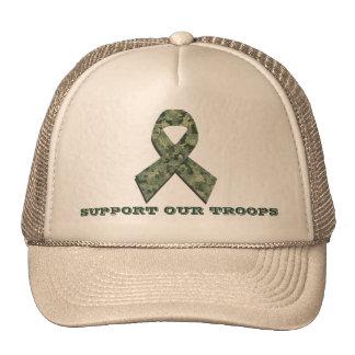 Gorra de la cinta del camuflaje de la ayuda de la