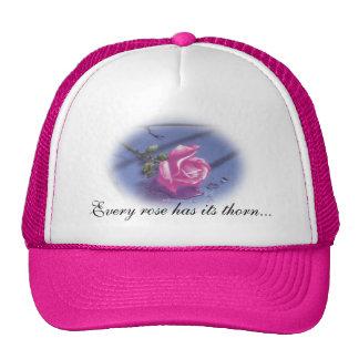 Gorra de la cita del rosa de DreamLight®