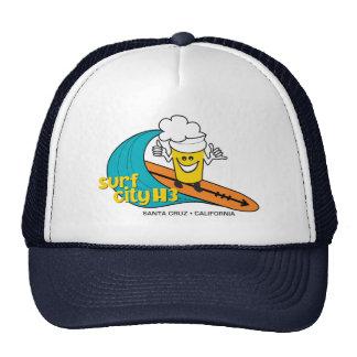 Gorra de la ciudad H3 de la resaca