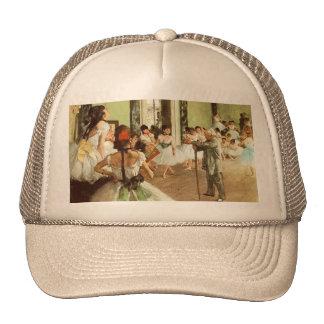 Gorra de la clase de danza