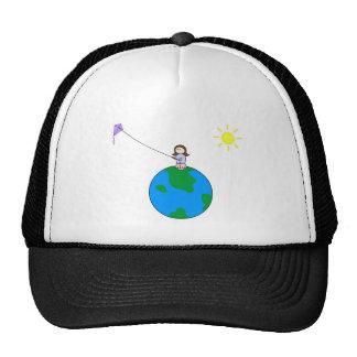 Gorra de la cometa