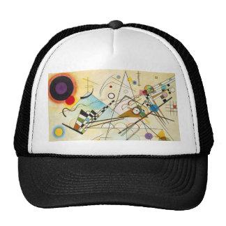 Gorra de la composición VIII de Kandinsky