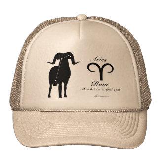 Gorra de la constelación/zodiaco del aries