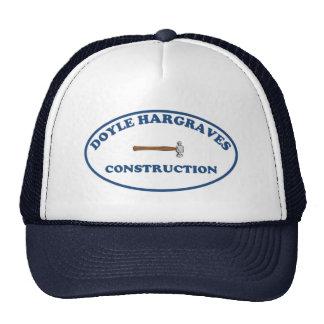Gorra de la construcción de Doyle Hargraves