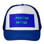 Gorra de la creación