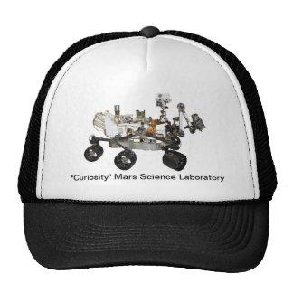 """Gorra de la """"curiosidad"""" de Marte"""