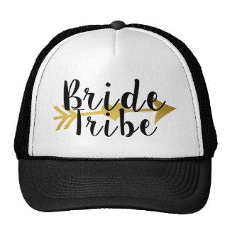 Gorra de la dama de honor de la tribu de la novia