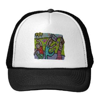 Gorra de la danza de Hip Hop