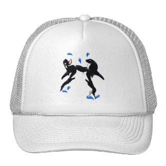 Gorra de la danza de la orca