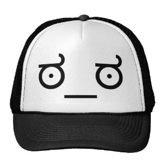 Gorra de la desaprobación