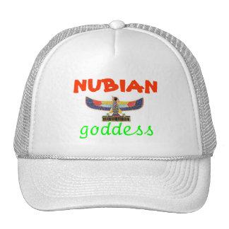 Gorra de la diosa de Nubian