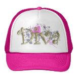 Gorra de la diva del KRW