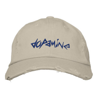 gorra de la dopamina gorra de beisbol