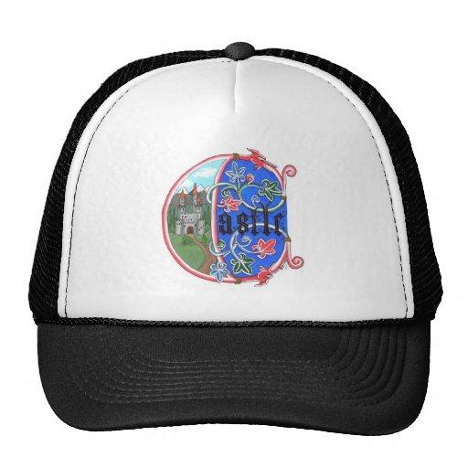 Gorra de la edad del castillo