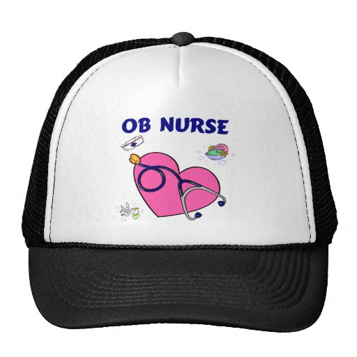 Gorra de la enfermera de OB