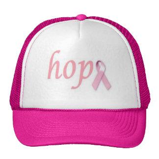 Gorra de la esperanza del cáncer de pecho