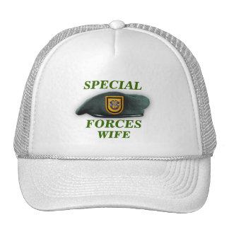 gorra de la esposa del hijo del ejército de la mam