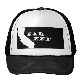 Gorra de la extrema izquierda