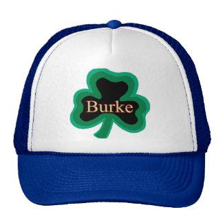 Gorra de la familia de Burke