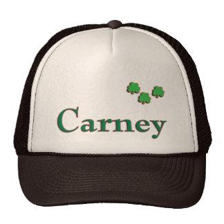 Gorra de la familia de Carney