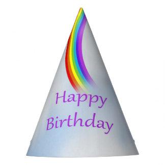 Gorra de la fiesta de cumpleaños de la felicidad gorro de fiesta