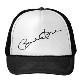 Gorra de la firma de Barack