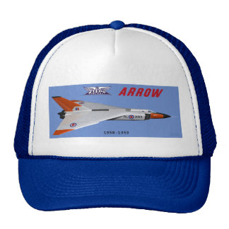 Gorra de la flecha de Avro