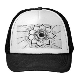 Gorra de la flor de la alheña