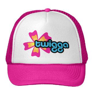 Gorra de la flor de las señoras Twigga
