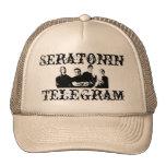 Gorra de la foto del telegrama