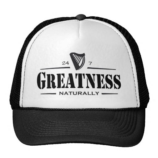 Gorra de la grandeza