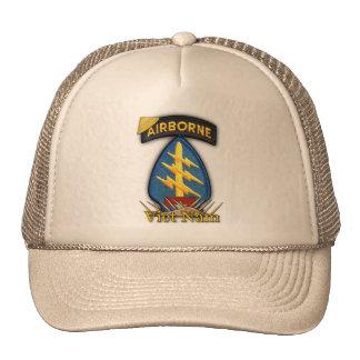 gorra de la guerra de Vietnam de las fuerzas espec