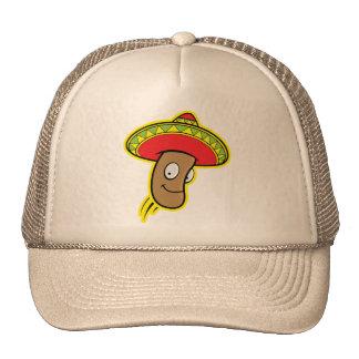 Gorra de la haba de salto