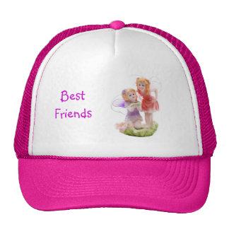 Gorra de la hada de los mejores amigos