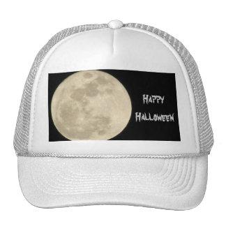 Gorra de la Halloween-Luna