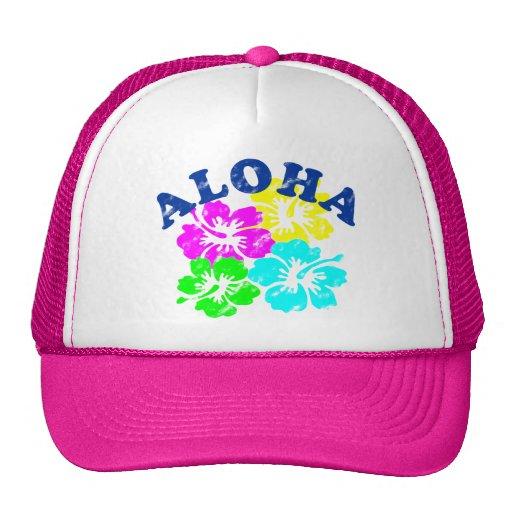 Gorra de la hawaiana