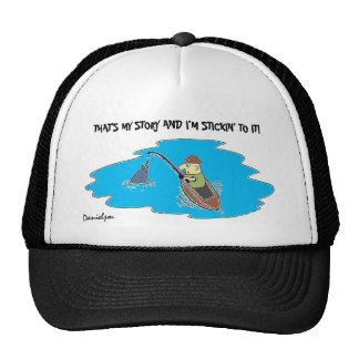 Gorra de la HISTORIA de PESCA
