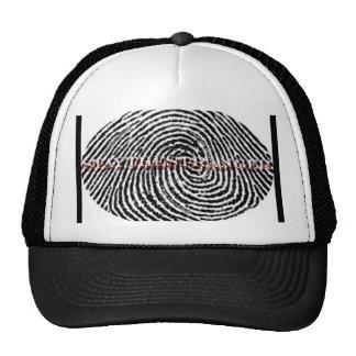 Gorra de la huella dactilar