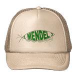 Gorra de la impresión de los pescados de Mendel Pe