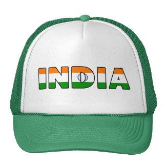 Gorra de la India