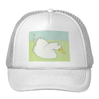 Gorra de la inmersión del pato
