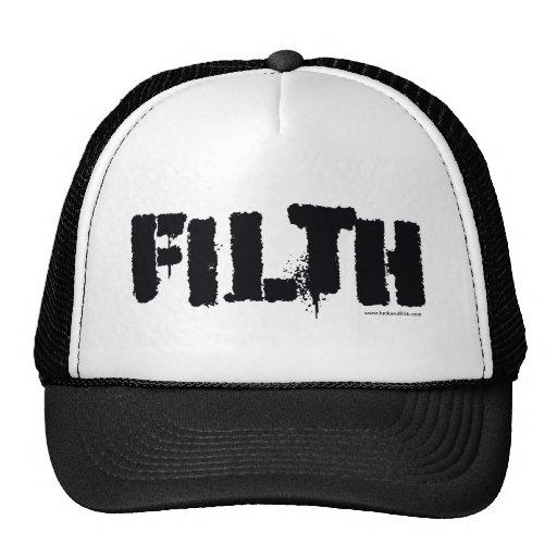 Gorra de la inmundicia - www.funkandfilth.com