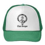 Gorra de la insignia de Gregor, clan Gregor