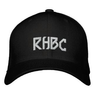 Gorra de la juventud de RHBC - negro Gorras Bordadas