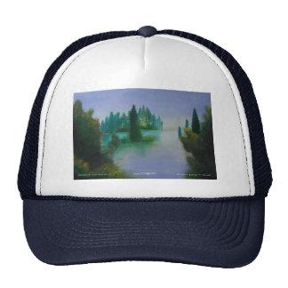 gorra de la laguna