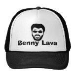Gorra de la lava de Benny