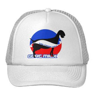 Gorra de la leche de la cabra