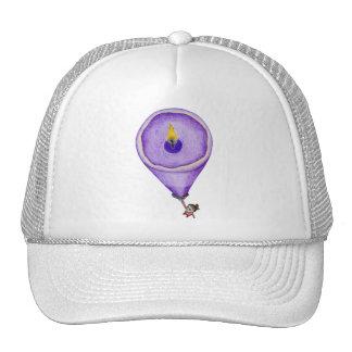 Gorra de la llama de vela