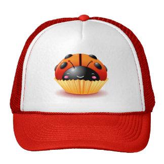 Gorra de la magdalena de la mariquita